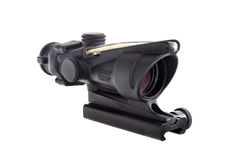 3. Trijicon ACOG 4 X 32 Scope Dual Illuminated Horseshoe Dot 6.8