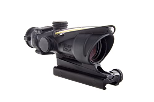 Acog 4 X 32 Scope Dual Illuminated Horseshoe Dot .223 Ballistic Reticle
