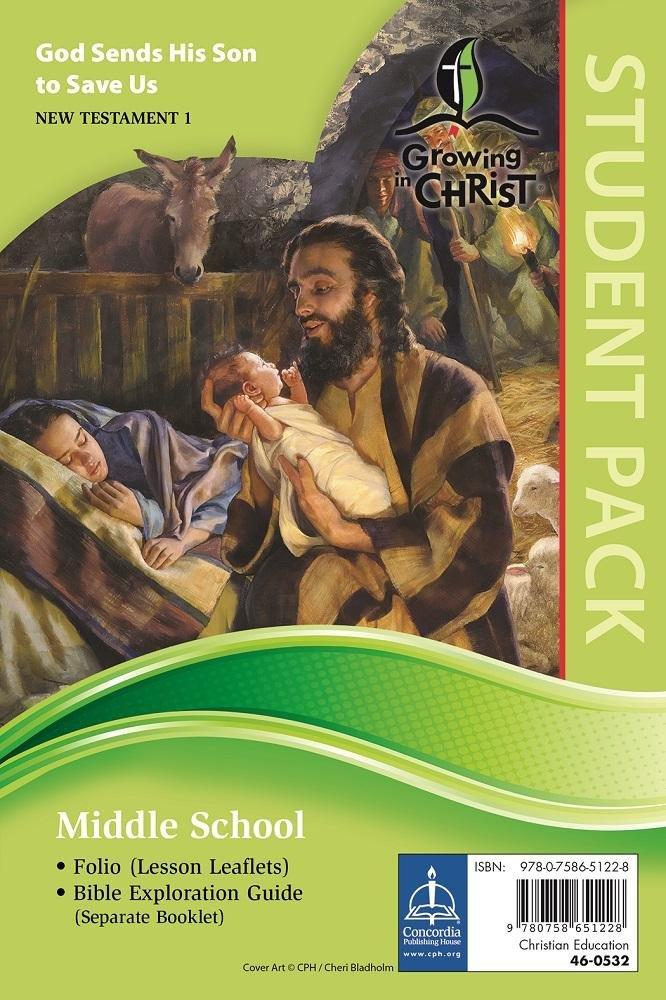 Middle School Student Pack (Nt1): Amazon.es: Concordia Publishing House: Libros en idiomas extranjeros
