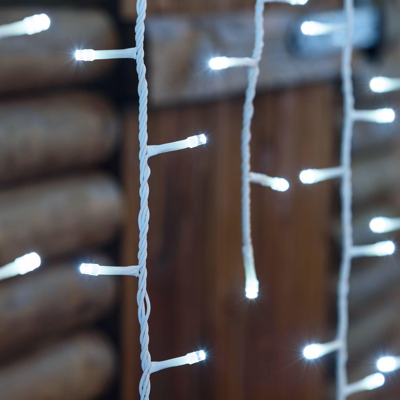 711QOrPpZDL._SL1500_ Schöne Led Eiszapfen Lichterkette Mit Schneefall Effekt Dekorationen
