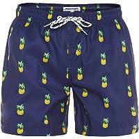 MaaMgic Shorts de baño para Hombre Shorts