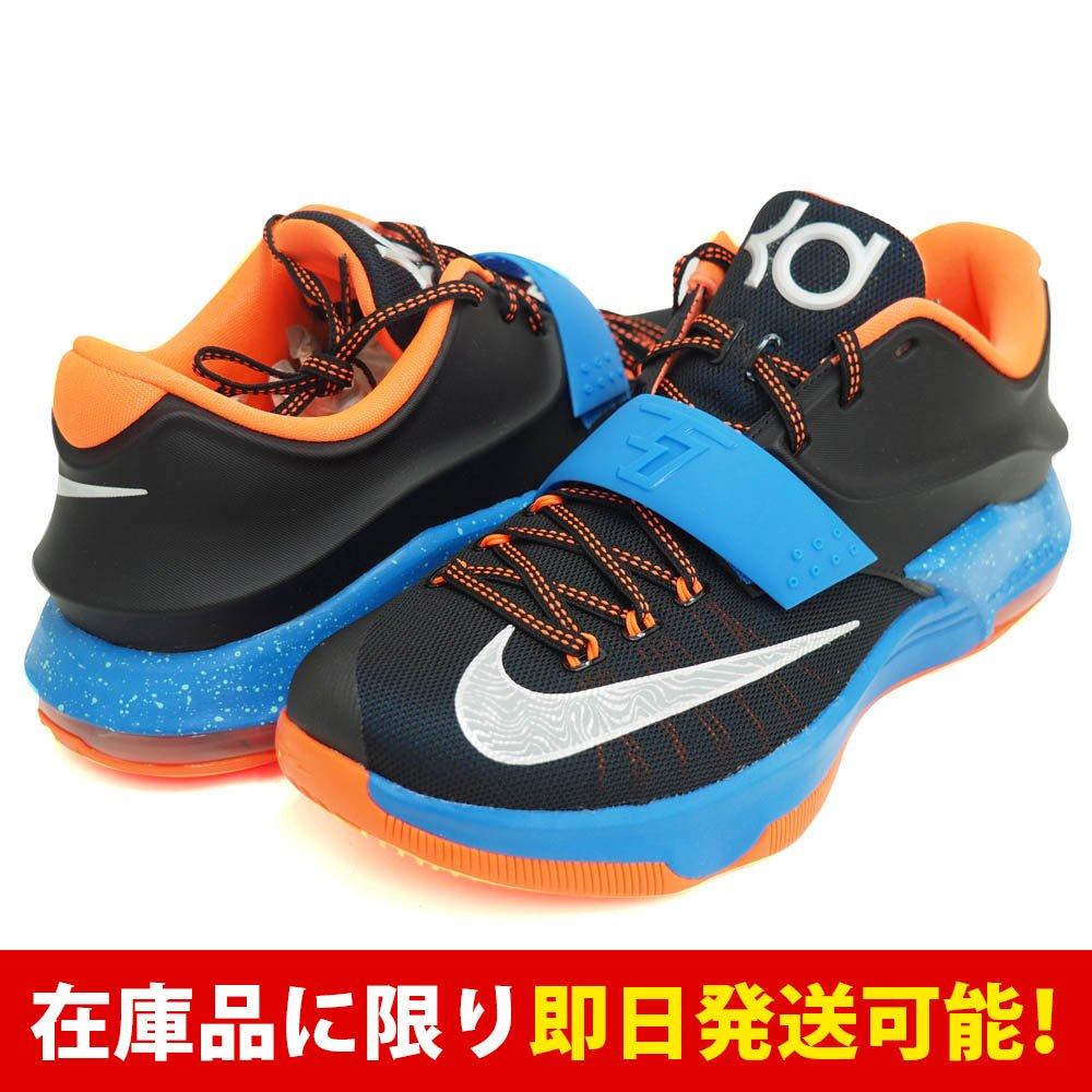 Nike(ナイキ) ナイキ/Nike KD VII EP (ブラック) B01ICNLPVY  US10.5(28.5cm)