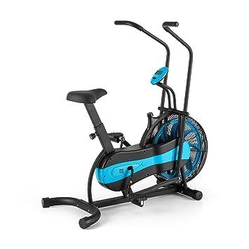 CAPITAL SPORTS Stormstrike 2k Bicicleta elíptica ergómetro (Resistencia regulación contínua, entrenamiento brazos y piernas