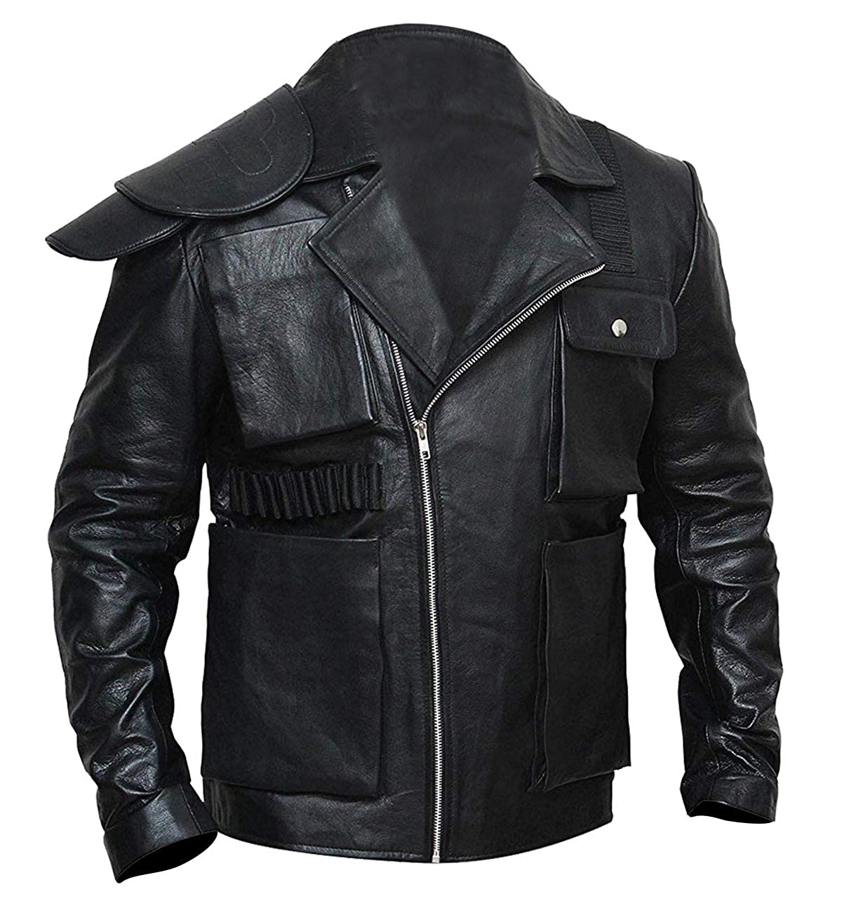 Mad Max Fury Road Tom Hardy Synthetic Leather Jacket Black
