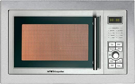 Orbegozo MIG 2325 - Microondas con grill integrable full INOX, 23 ...