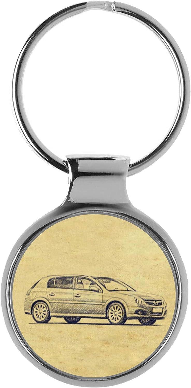 Kiesenberg Schlüsselanhänger Geschenke Für Opel Signum Modellpflege Fan A 4690 Auto