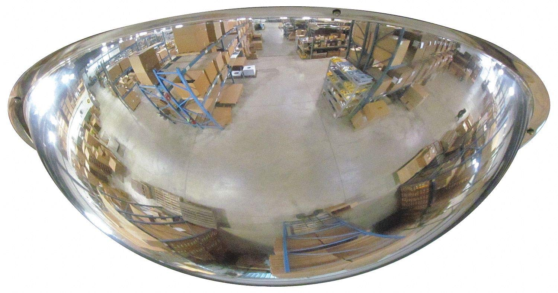 Omni-View Full Dome Mirror, 26'' Diameter