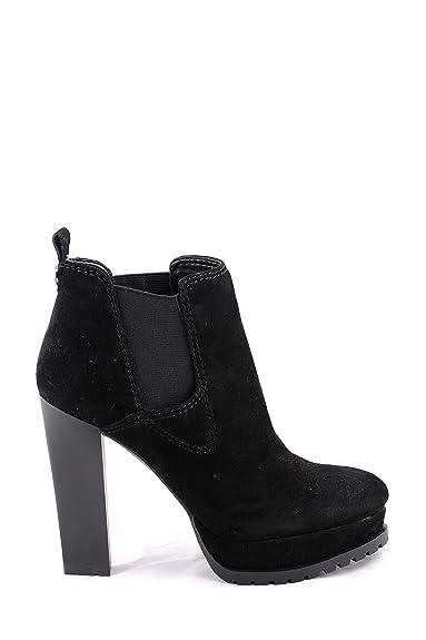 Boots GUESS Rita FLRIT3 SUE10 BLACK