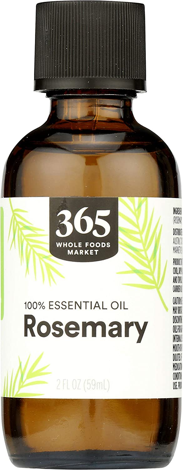 365 by Whole Foods Market, Aromatherapy 1% Essential Oil, Rosemary, 2 Fl Oz