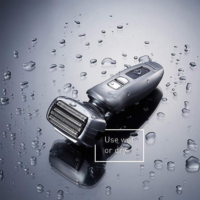 Panasonic 松下 ES-LA63-S 4刀头 双马达 电动剃须刀 2.4折$73.09 海淘转运到手约¥508