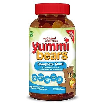 Image result for multivitamin gummy bears