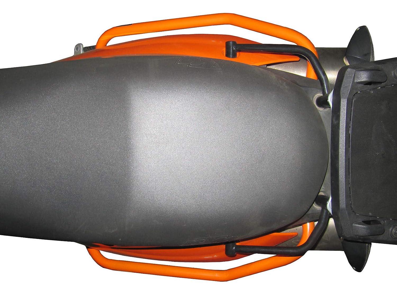 arancione Paramotore HEED compatibile con 950//990 Adventure - posteriore 2002-2012
