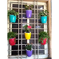 CAPPL Vertical Garden Wall Hanging Pot, 12 Pcs