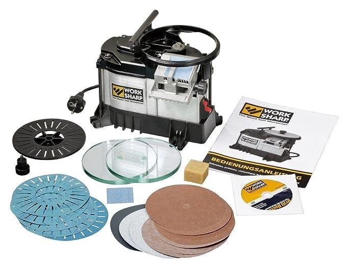 Amazon.com: Work Sharp WS3000 - Afilador de herramientas de ...