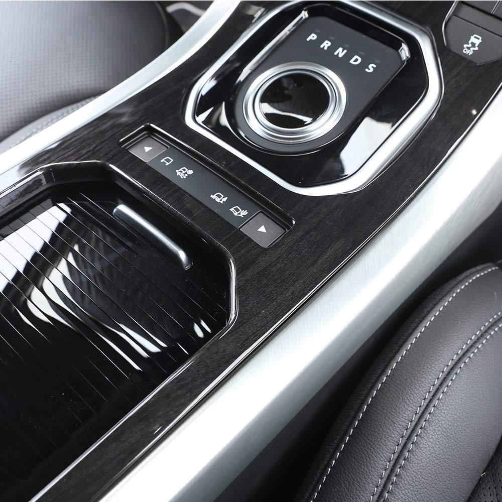 Range Rover LAND ROVER Aluminum Car Auto License Plate British Carbon Gradient