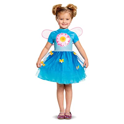 Abby New Look Classic Toddler Costume: Toys & Games