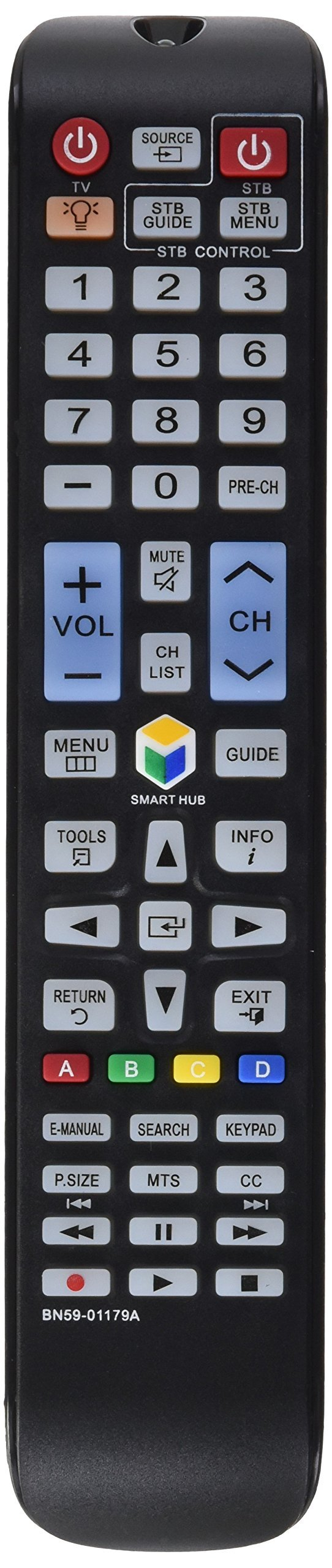 ALFG BN59-01179A-001 Generic Replacement Remote Control