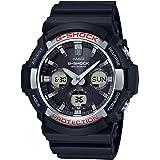 Casio G-Shock Analog-Digital Black Dial Men's Watch - GAS-100-1ADR (G771)
