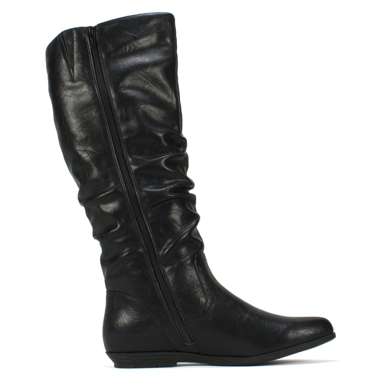CLIFFS BY WHITE MOUNTAIN Cliffs 'Francie' Women's Boot B0757PQJJ3 8.5 B(M) US|Black