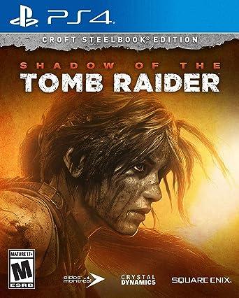 tomb raider 20th anniversary ps4 cards