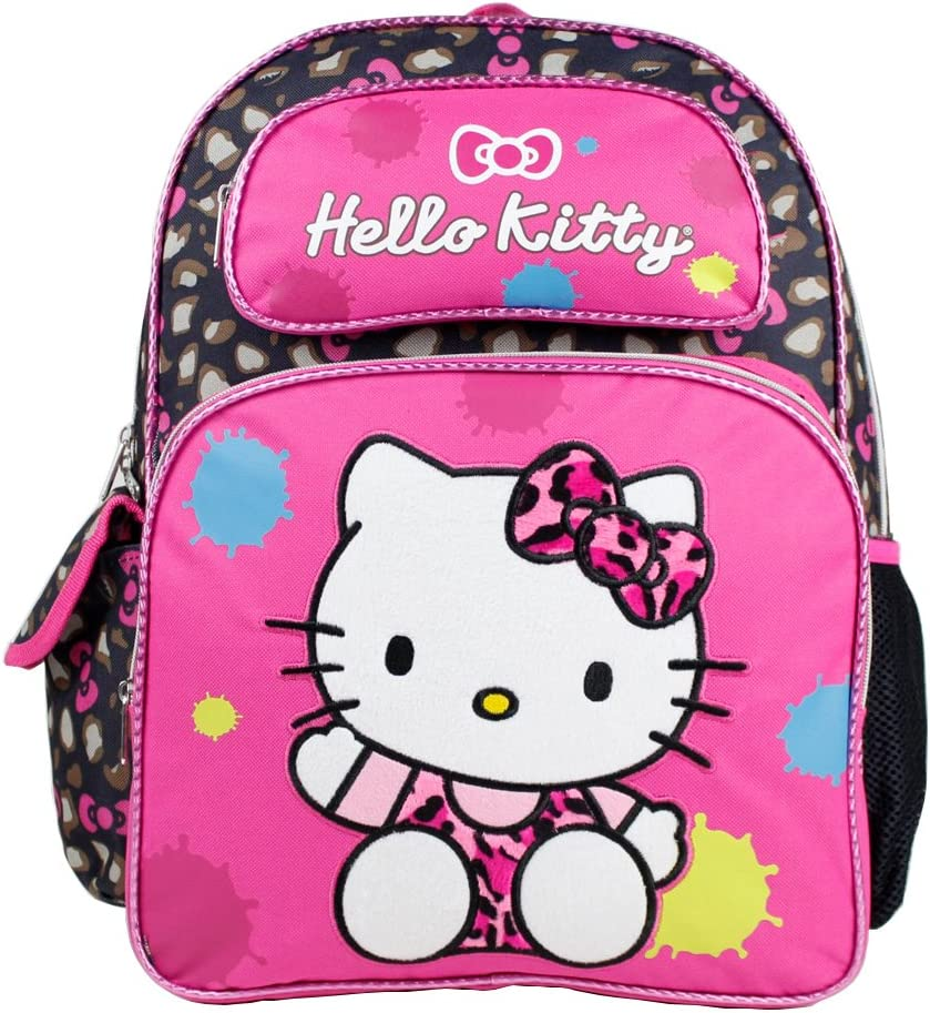 "BRAND NEW Hello Kitty Toddler Backpack 10/"" BackPack for Kids"