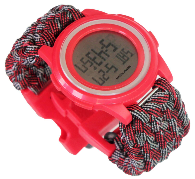 Women Sports Watches Waterproof Countdown timing stop Fun Digital Watch Water Shock-Proof LED Digital