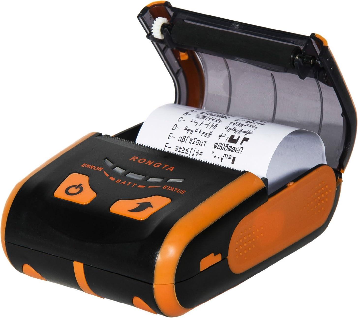 Amazon.com: rongta rpp300 80 mm. Mini portátil Bluetooth ...
