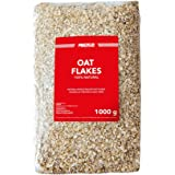 Prozis 100% Natural Whole Oat Flakes 1kg - Cereales Repletos de Proteína, Hidratos de