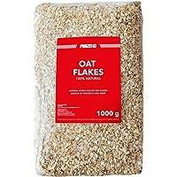 Prozis 100% Natural Whole Oat Flakes 1kg - Cereali Carichi di Proteine , Carboidrati e Fibre che Saziano di Alta Qualità - Adatto a Vegetariani e Vegani - 41 Porzioni