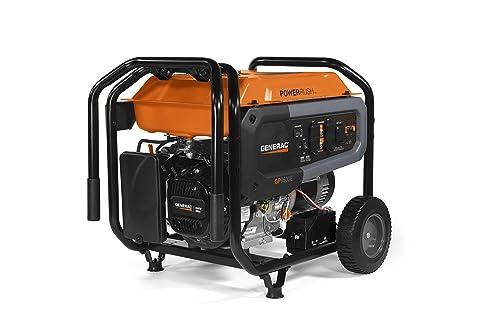 Generac 7682 GP6500E Portable Generator