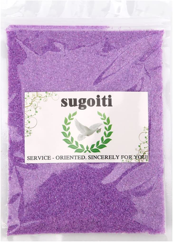 Sugoiti Magic Sand Purple Space Sand Hydrophobic Sand Play Toys Any Child Favor,Gift,Birthday Kids /& Adults