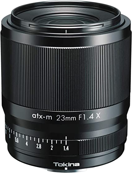 Tokina At X M 23 Mm F1 4 Fuji X To1 Atxm23f Camera Photo