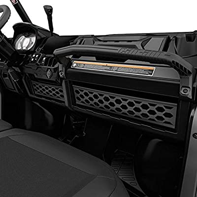 Can Am Defender HD8 HD10 dashboard dash net kit #715003129: Automotive