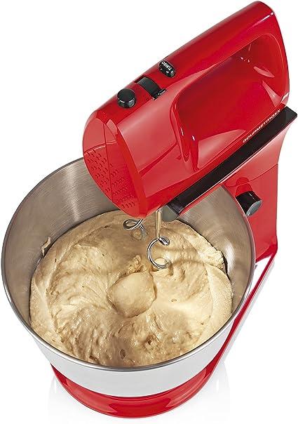 GourmetMaxx robot de cocina 300W Rot: Amazon.es: Hogar