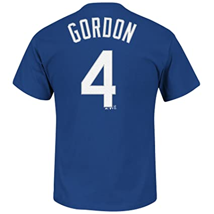 607ed06518bb Image Unavailable. Image not available for. Color  Majestic Athletic Alex  Gordon Kansas City Royals  4 MLB Youth ...