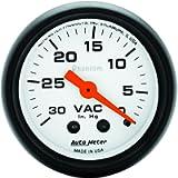 AUTO METER 5784 Phantom Mechanical Vacuum Gauge