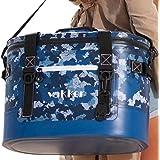 VAKKER 24/30 Can Insulated Cooler Bag, 3 Days Ice Life, Waterproof, 100% Leakproof, Dustproof Portable Soft Side Cooler Bag,