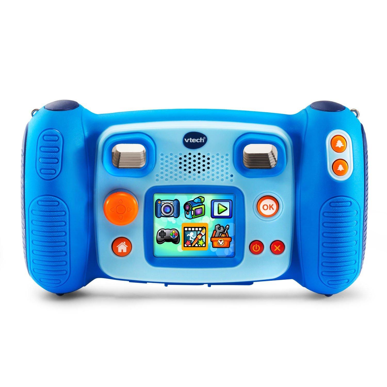 VTech Kidizoom Camera Pix, Blue (Frustration Free Packaging) by VTech (Image #2)