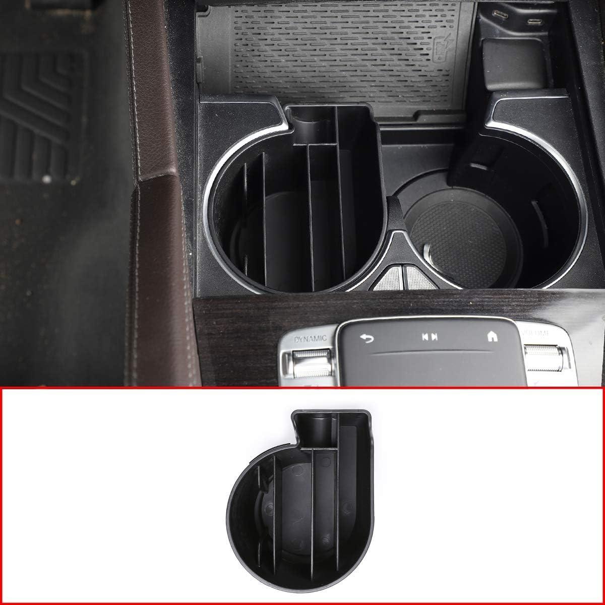 YIWANG - Soporte de plástico ABS para consola central de auto ...
