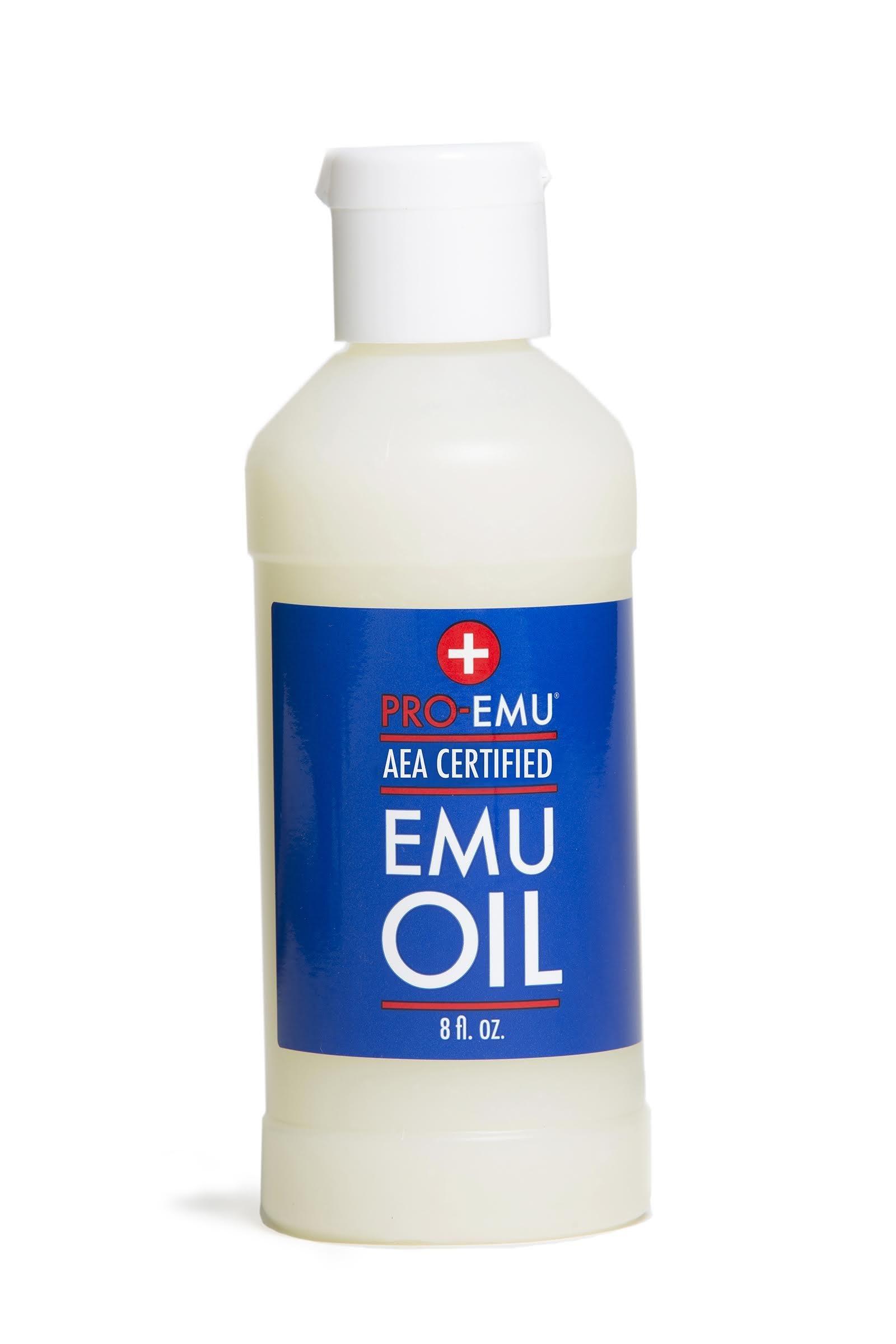 Amazon pro emu oil 16oz all natural emu oil aea pro emu oil 8 oz all natural emu oil aea certified made xflitez Image collections