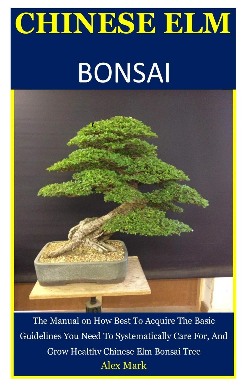Chinese Elm Bonsai The Manual On How Best To Acquire The Basic Guidelines You Need To Systematically Care For And Grow Healthy Chinese Elm Bonsai Tree Mark Alex 9798610218847 Amazon Com Books