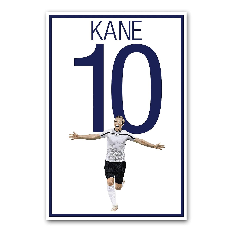 Amazon Com Harry Kane Poster Tottenham Hotspur Art Handmade