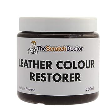 Restaurador de piel desgastada para sofás de piel, color ...