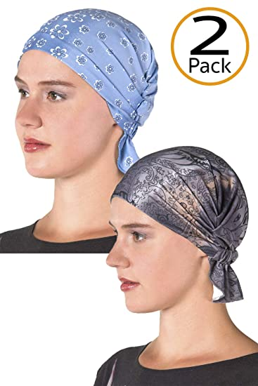 061ca63d05d Amazon.com  Chemo Cap Women s Head Wrap