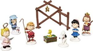 Department 56 Peanuts Pageant (Set of 8)