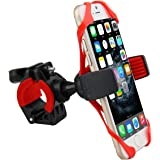 Oenbopo Motorcycle Bicycle MTB Bike Handlebar Mount Holder Universal For Cell Phone GPS, iPhone 7/7 Plus iPhone 6 6S 6plus SE 5s 5c Samsung Galaxy Note 5 4 3 S7 S6 S5 S4 HTC LG