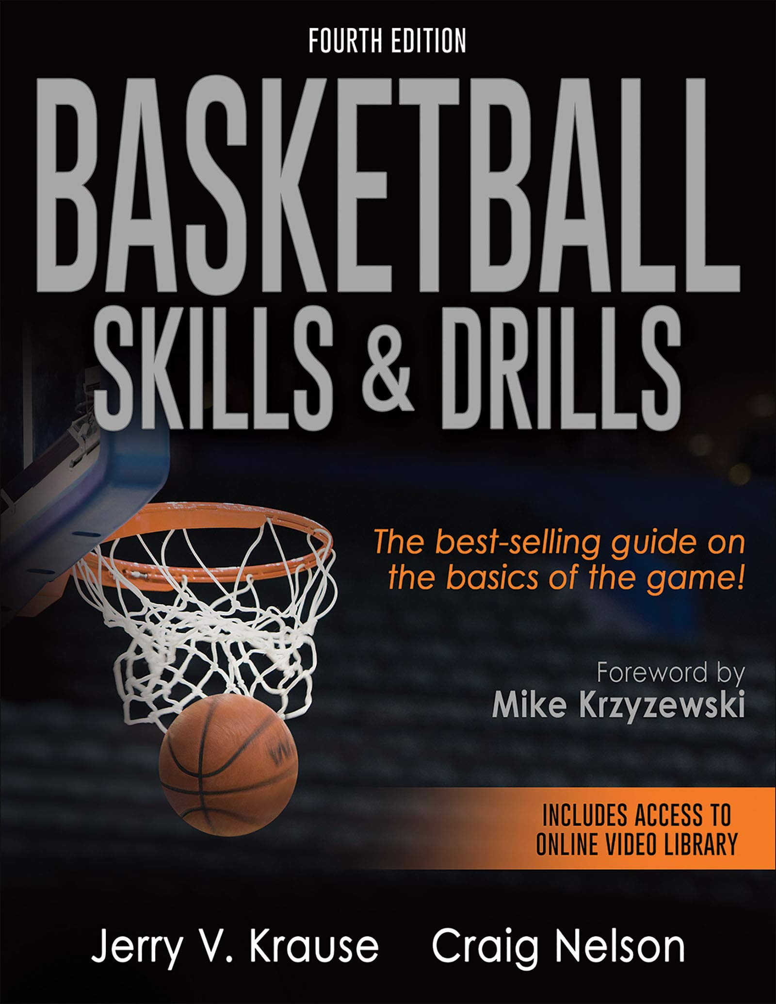 Basketball Skills & Drills: Jerry V Krause, Craig Nelson: 9781492564102:  Amazon.com: Books