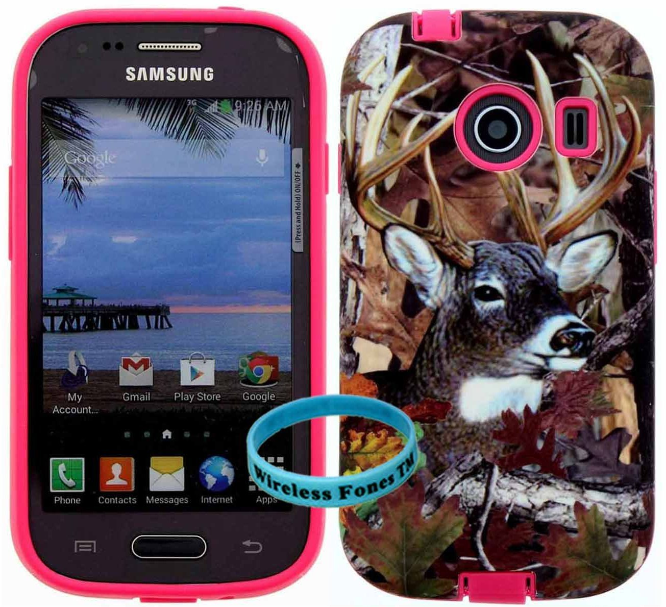 Samsung Galaxy Ace Style / SM-G310 / S765C ] for Net 10