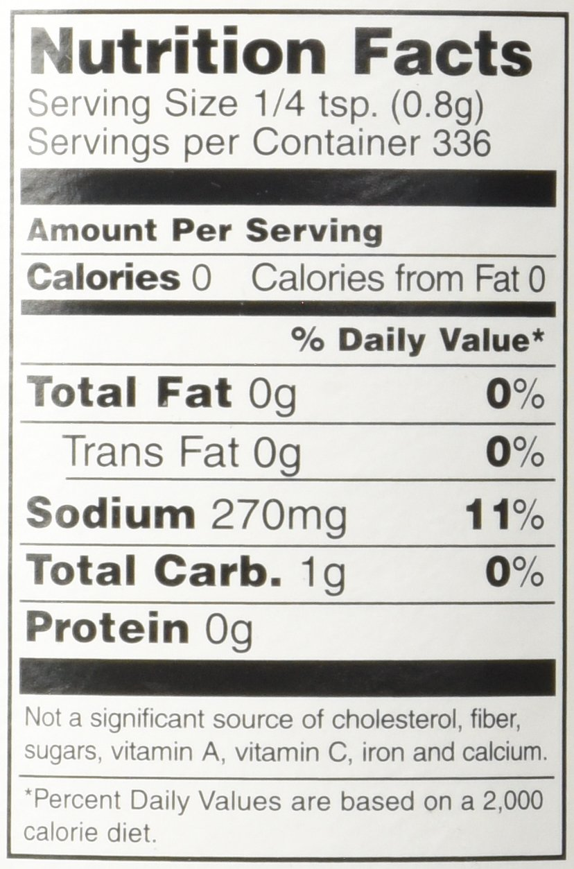 Jane's Krazy Mixed-Up Original Salt Blend 9.5 oz (Pack of 3) by Jane S (Image #2)