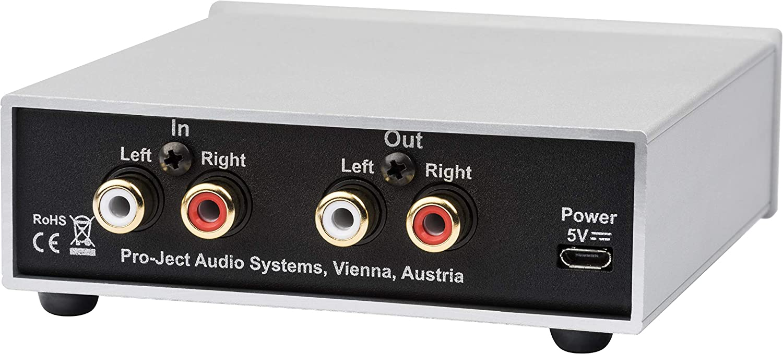 Pro Ject Head Box S2 Mikro High End Kopfhörerverstärker Elektronik